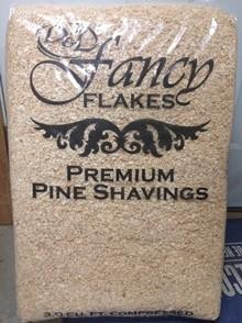 pine bedding shavings