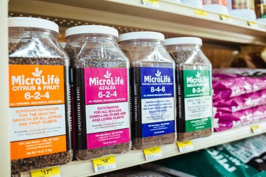microlife organic fertilizer