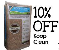 10% off Koop Clean