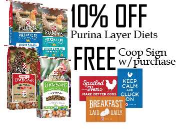 Purina Layer Diets